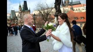 Свадьба в Праге. Март 2015 года.