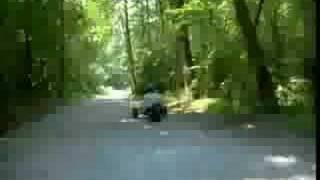 KGB Troar (Trike Go-Kart)