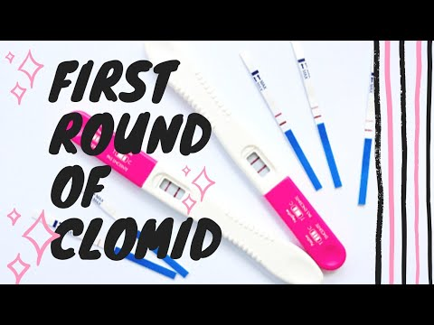 Pcos and first round of clomid