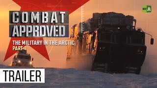 The military in the Arctic: ATVs put to the frozen test in blizzards & ice (Trailer) Premier 13/08