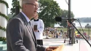 Vissvētākās Jaunavas Marijas Debesīs uzņemšanas svētki Aglonā 15/08/2010