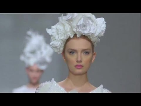 CHANEL Fashion Show Spring Summer 2009 Haute Couture by Fashion Channel