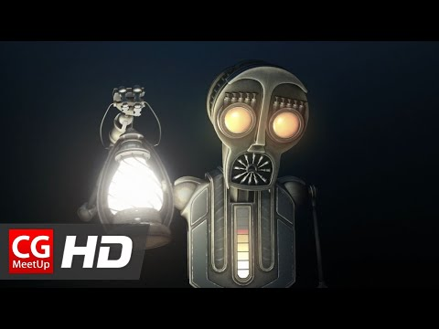 "CGI Animated Short Film HD ""Golden Shot "" by Gokalp Gonen 