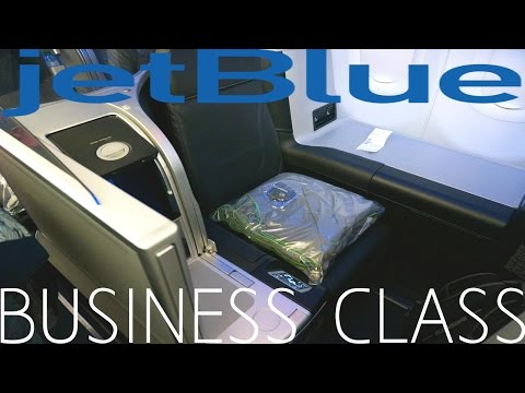 Jetblue MINT BUSINESS CLASS New York to Los Angeles|Airbus 321-200