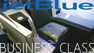Jetblue MINT BUSINESS CLASS Trip Report|New York to Los Angeles|A321