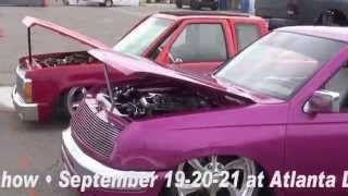 Nopi Nationals  Supershow Atlanta Sept 21-22, 2013 Atlanta Dragway