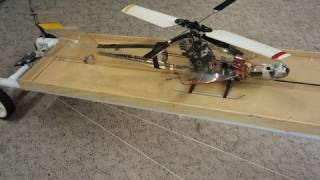 My R/C Catapult launches all kinds of machines!