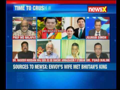 Nation at 9: China's 'agent' Luo's 'secret' yatra; time to crush Chinese 'jasoosi'?