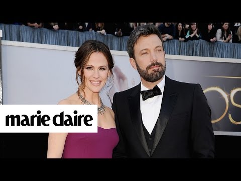 Jennifer Garner and Ben Affleck Are Spotted Smiling and Laughing and More News | Marie Claire