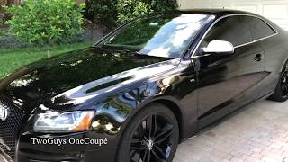 Living With An Audi S5 V8:100,000 Mile Update And Overview