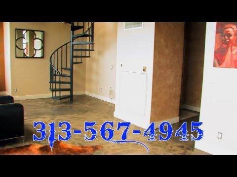 Detroit Penthouse Apartment for Rent
