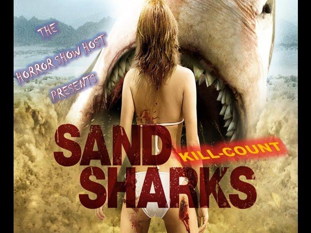 Sand Sharks: Kill-Count