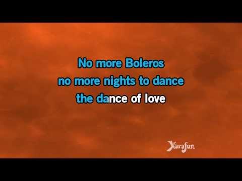 Karaoke No More Boleros - Gerard Joling *