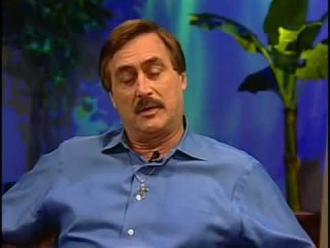 mypillow talk show mike lindell my pillow inventor and ceo