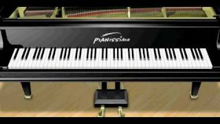 Clannad - Ushio / Shio - Piano Tutorial + Music Sheet + MIDI + MP3