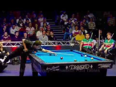 Diamond Pool Tables By Thailand Pool Tables YouTube - 9ft diamond pool table