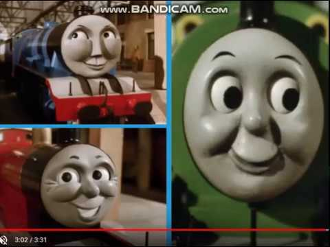 Thomas And Friends - Never Never Never Give Up - (Low Pitch) - (Album  Version)