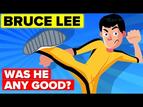 Was Bruce Lee Actually A Good Martial Arts Fighter?