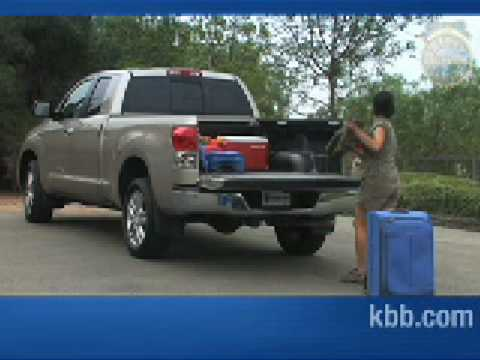 2009 Toyota Tundra Review - Kelley Blue Book