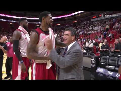 Miami HEAT Ready for 2018 NBA Season