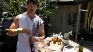 Chef Dan Churchill Makes Fresh, Flavorful Marinated Mushrooms