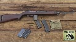 U S  M-1 Carbine 30 Caliber Review