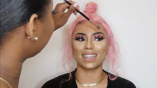 I WENT TO THE BEST REVIEWED MAKEUP ARTIST IN MY CITY (BROOKLYN, NY)