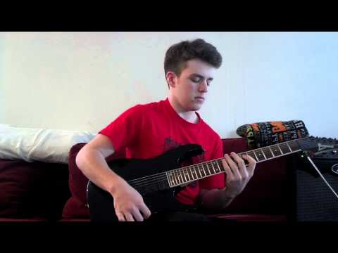 Angel Vivaldi - A Venutian Spring guitar cover