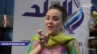 بالفيديو.. حنان شوقى : قدمت قمر فى ليالي الحلمية بعين أيمن بهجت