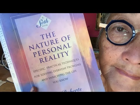 "JFunk Reads Outloud ""The Nature Of Personal Reality: A Seth Book"""