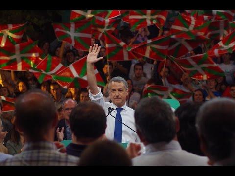 """Iñigo Urkullu: """"Un mensaje a la juventud vasca..."""