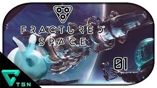 Fractured Space #01 - Weltaum-MOBA mit Raumschiff-Schlachten [german/deutsch]