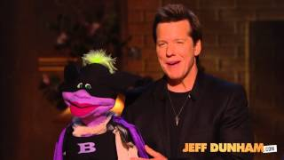Peanut is Batnut! -- Minding the Monsters  | JEFF DUNHAM