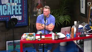 The Pat McAfee Show | Wednesday July 22nd, 2020