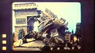 Destroy All Monsters (1968) Trailer