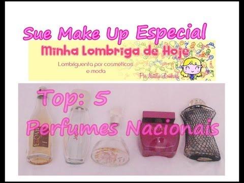 Top 5: Perfumes Nacional !! Especial MLH !!!