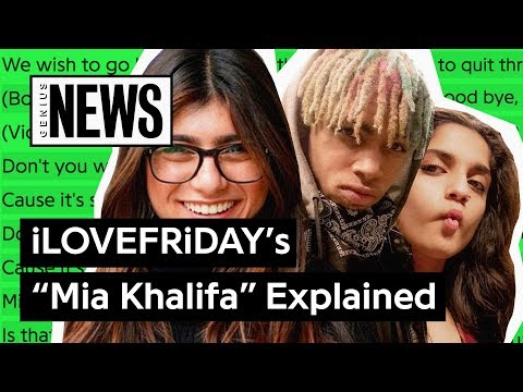 "iLOVEFRiDAY's ""Mia Khalifa"" Explained 