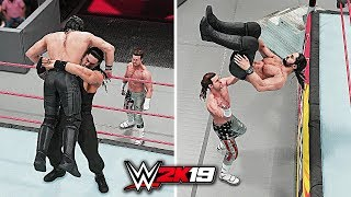 Top 10 NEW OMG/Finishers They Need To Add in WWE 2K19 New Moves Pack!