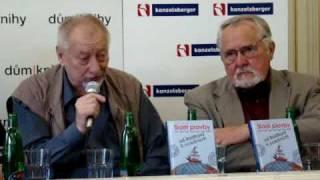 Jan Petránek o knihách Oty Ulče 090603