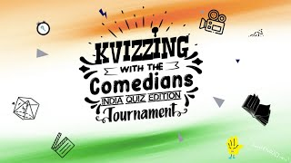 KVizzing With The Comedians - Season 3 Out Now