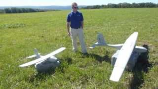 UAV Flight Demo: Lockheed Martin