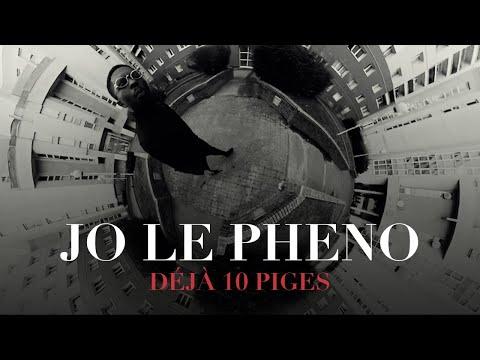 Youtube: JO LE PHENO – DÉJÀ 10 PIGES ⎮ FREESTYLE PLAYZER #31