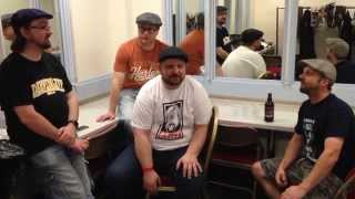 The Lancashire Hotpots - Chilli Beer Challenge (Fallen Angel - Black Death)