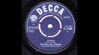 The Rolling Stones   Stones 1963 misprint