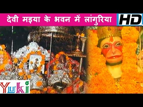 देवी मइया के भवन में लांगुरिया | Devi Maiya Ke Bhawan Me Languria | Navratri Geet | Lakkha Singh