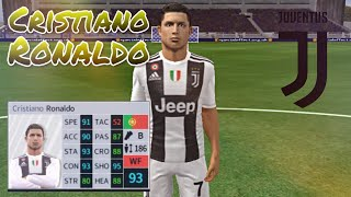 Cristiano Ronaldo ● Skills & Goals - Juventus ● Dream League Soccer 2018