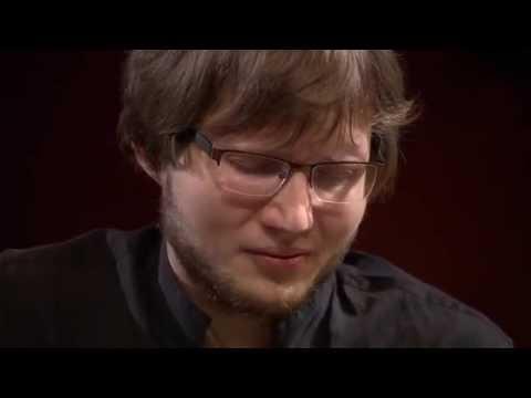 Krzysztof Książek – Nocturne in F sharp minor Op. 48 No. 2 (first stage)