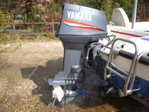 Yamaha 60 2 stroke madras youtube for 60 hp yamaha outboard specs