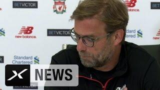 Jürgen Klopp zu BVB-Attacke: Sehr schwierig für mich | FC Liverpool | Borussia Dortmund