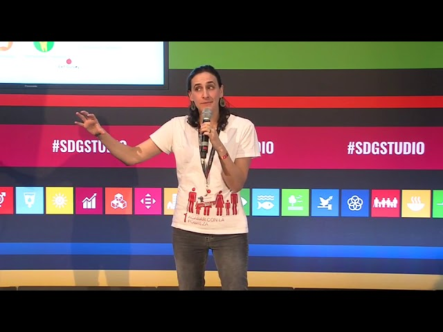 SDG Action Talk: Become an agent of change - Play to learn how to be an SDG ambassador